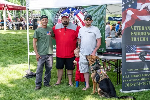 Vets Service Dogs NFP
